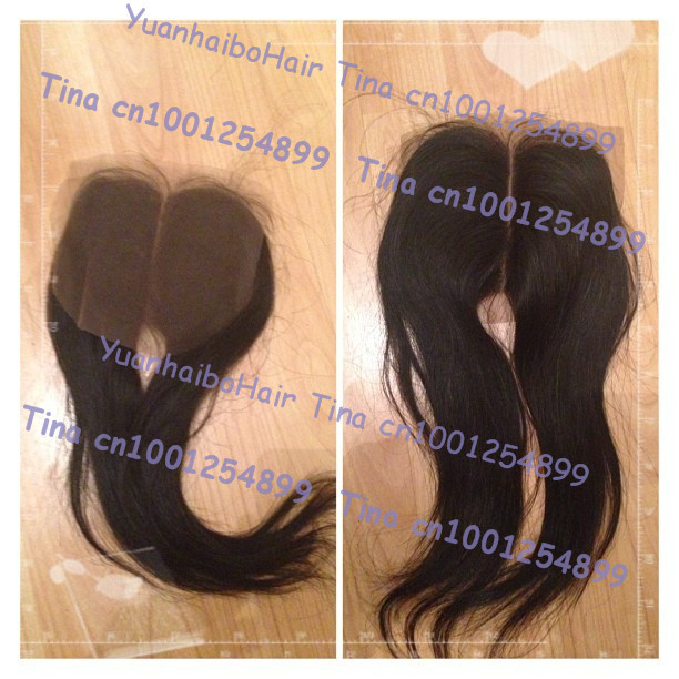 10-26 in stock! top 6a quality #1b straight virgin indian middle part lace closure 3.5X4 size free shipping<br><br>Aliexpress