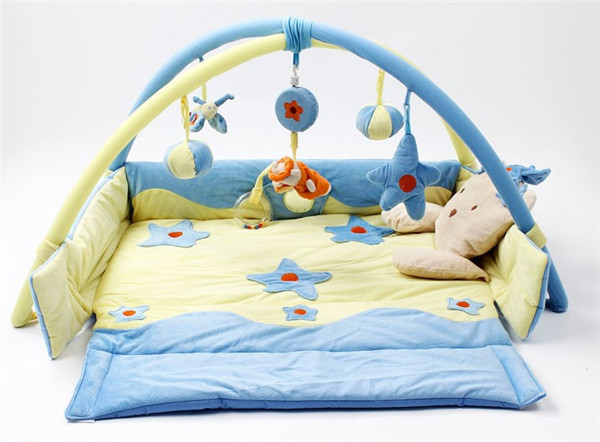 Educational Toys Baby Carpet Musical Mat Pad Kids Rug Play Mats