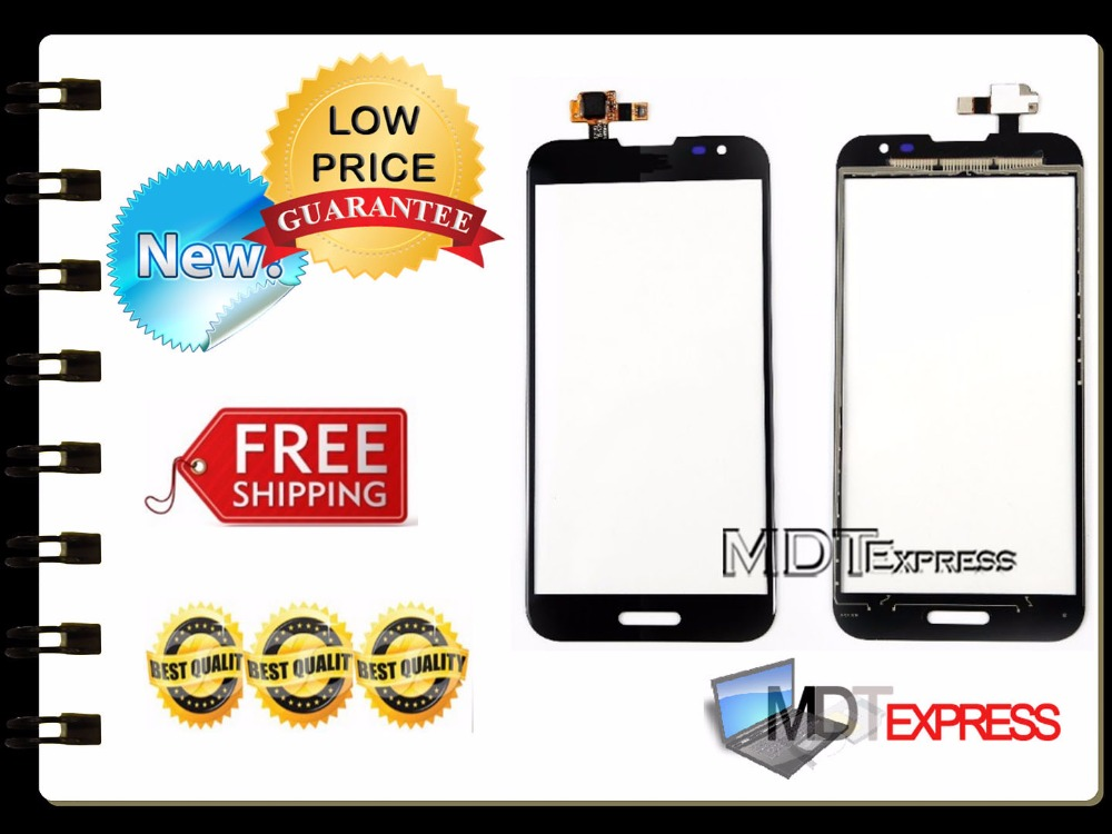 New! BLACK LCD Touch Screen Digitizer Front Panel Glass Lens Replacement for LG Optimus G Pro E980 E985 F240 L-04E(China (Mainland))