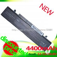 6 cells battery for Samsung AA-PB9NC6B AA-PB9NC6W AA-PB9NS6B AA-PB9NS6W AA-PL9NC6B Q320 R425 R428 R429 R468 RV520 R580 R522