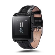 Lf06 роскошный бизнес bluetooth-смарт часы IPS экран фитнес трекер шагомер монитор Smartwatch подключения для смартфонов