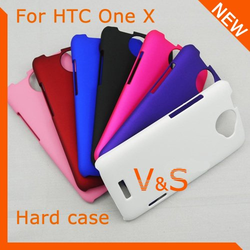 New ONE X hard case,Matte hard Case Cover For HTC ONE X Free Shipping 10pcs/lot(China (Mainland))