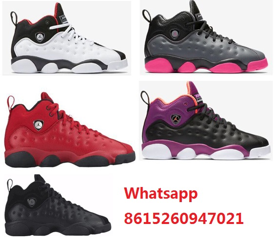 free shipping new 2016 womens air jordan 13 xiii retro team 2 ii boots with original box for sale woman size US5.5 6.5 7 8 8.5(China (Mainland))