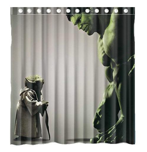Achetez en gros tissu hulk en ligne des grossistes tissu hulk chinois - Rideau star wars ...