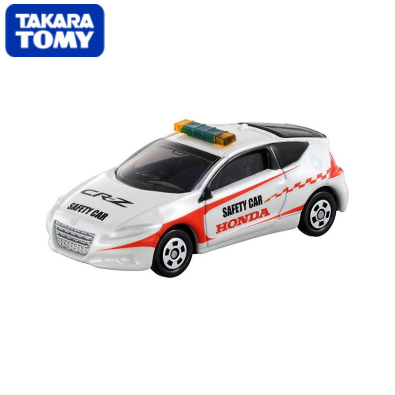 TOMY CAR No.86 HONDA CR-Z SAFETY CAR 1/61 Matchbox (Silver Mica Metalic) Diecasts Vehicle(China (Mainland))