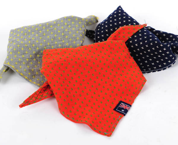 2015 new pet dog cat fashion apparel doggy cute grooming puppy triangular bandage dogs cats costume pets supplies 1pcs(China (Mainland))