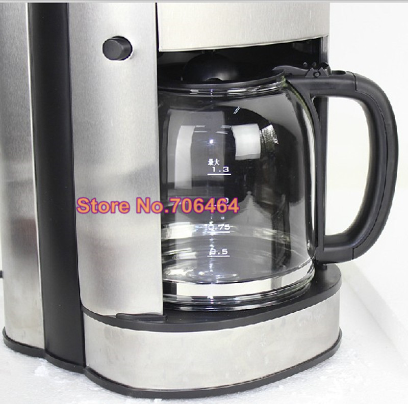 Drip coffee maker Household stainless steel fully automatic coffee machine/maker with built-in ...