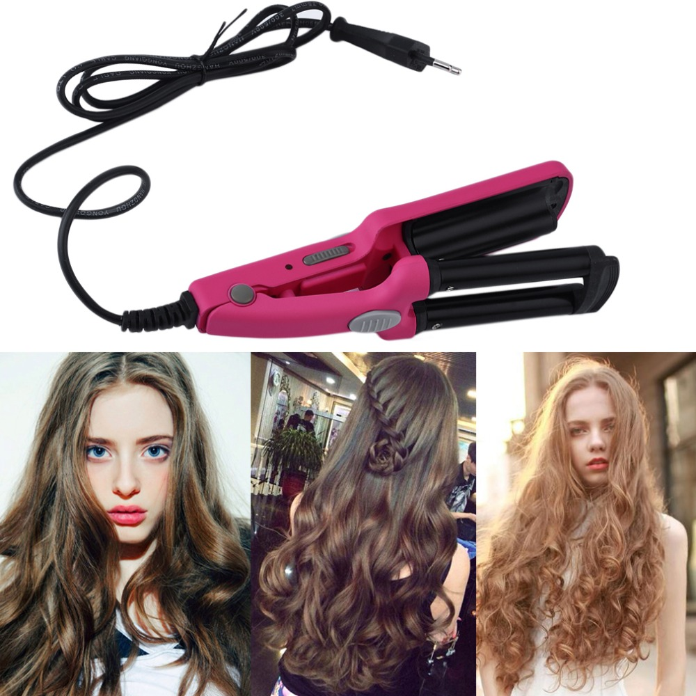 Cute Practical Electric Hair Curling Styling Tools Home or Professional Use Hot Selling(China (Mainland))