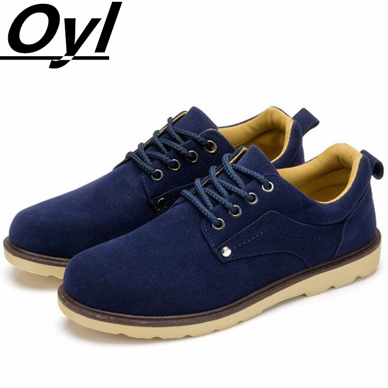 fashion shoes fall and winter high quality lace up
