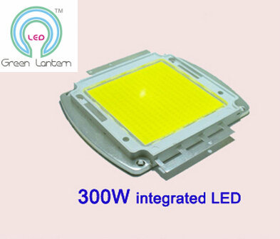 led diode 300W integrated high power 300w cob led moudle led lamp beads free shipping(China (Mainland))