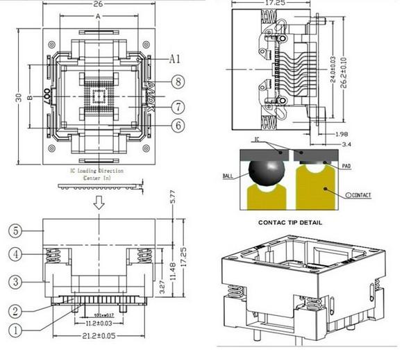 sourcing map 10St/ücke GB117 25mm L/änge Kohlenstahl 5mm X 5,5mm Enddurchmesser 1:50 Kegelstift