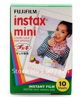 Free Shipping 10 boxes / pack Fuji Instax mini7s camera Film