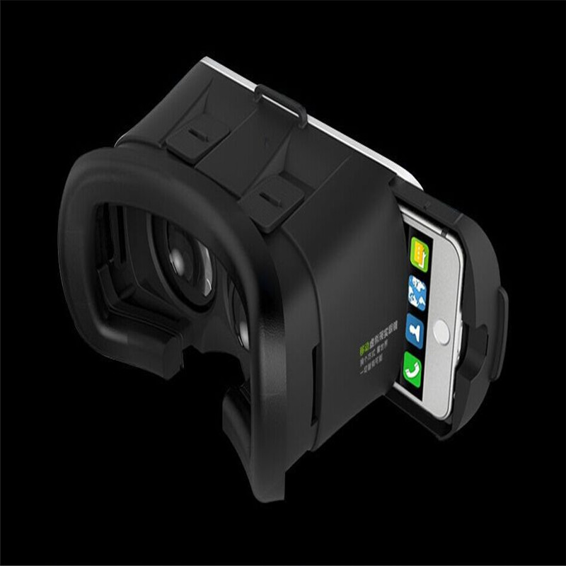 2016 Google Cardboard Glasses VR BOX 3.0 3D VR Virtual Reality For Iphone Samsung Note LG HTC Moto 3.5-6 Inch Mobile Smartphone(China (Mainland))