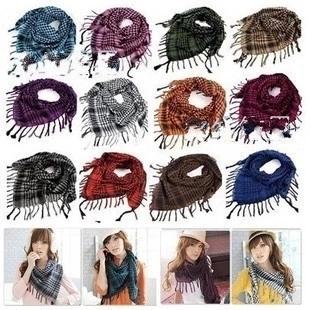 2015 Hot Sale Available Women Fashion Shawl Scarf Warm Soft Silk Long Scarf Feminina Bufanda(China (Mainland))