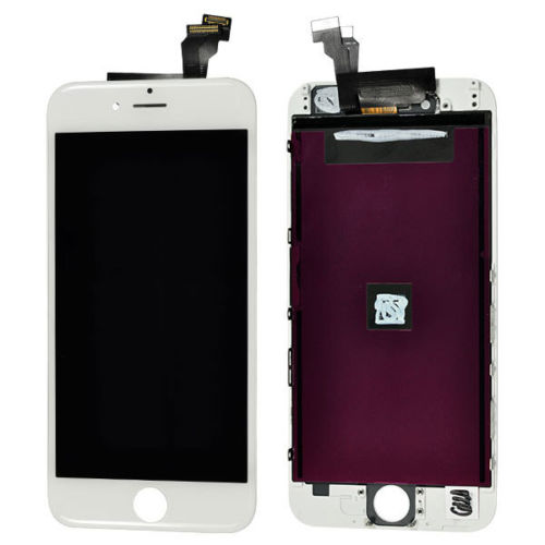 White OEM LCD Display Touch Screen Digitizer Assembly for iPhone 6 (4.7