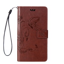 Luxury Wallet Leather Case Asus Zenfone 2 ZE551ML ZE550ML 5.5 inch Flip Cover Deluxe Z00AD Phone Cases - Every Day Online Store store
