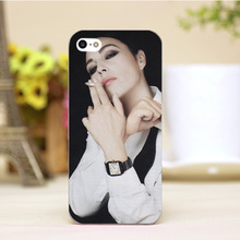 pz0006-3-9-14 Monica Bellucci Design Customized cellphone cases For iphone 4 5 5c 5s 6 6plus Hard Lucency Skin Shell Case Cover