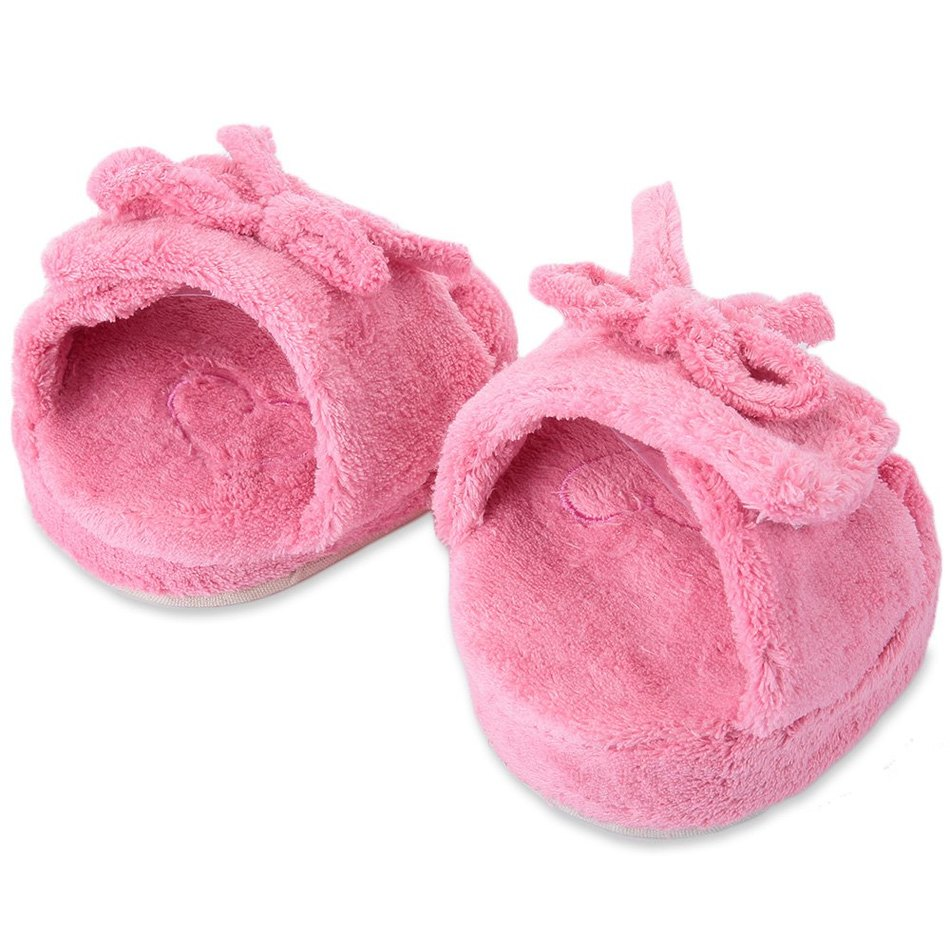 Special design Magic Fashion Portable Beautiful Pink Weight Loss Slimming Half Sole Toe Shoes Indoor Dieting Slippers(China (Mainland))