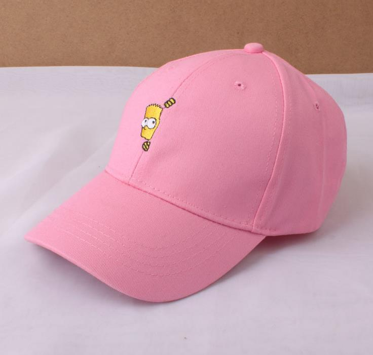 Hat Adult Unisex Direct Selling Baseball Cap 2016 Snapback for Gorras New Fashion Casual Cartoon Character Lovely Casquette Caps(China (Mainland))