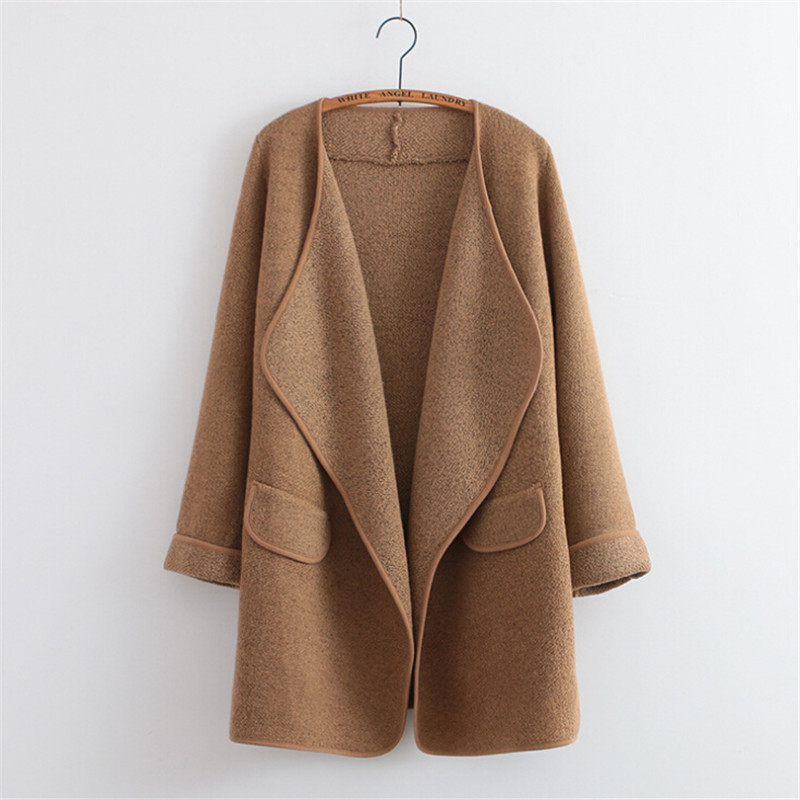 Cashmere Sweater Jacket