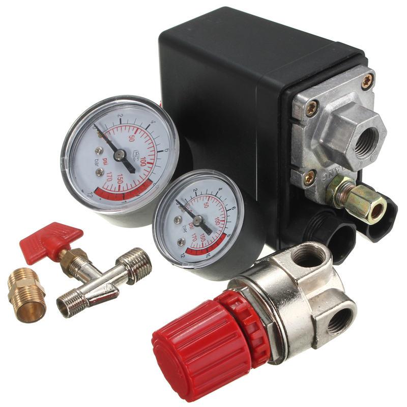практические diy воздуха компрессор переключатель управления