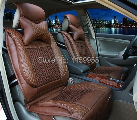 2014 large windmill quality knitted leather car seat general four seasons car seat cushion<br><br>Aliexpress