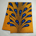 DH 668 2016 latest veritable wax hollandais super wax African clothes 100 cotton African design 6YARDS
