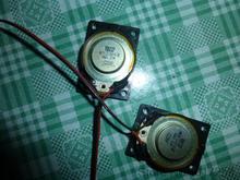 LA770 LCD monitor speaker 40KC08-4-2 2W8 Europe Used disassemble