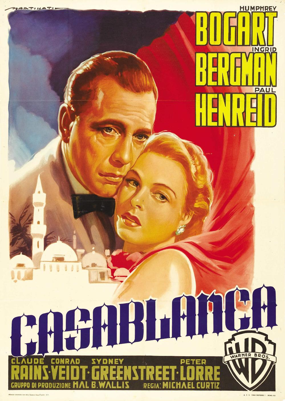 Online Get Cheap Casablanca Movie Poster Aliexpresscom