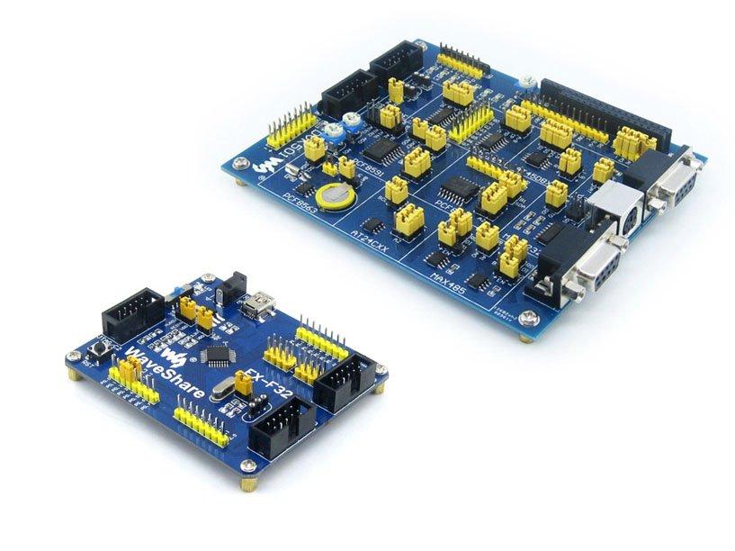 C8051F Series C8051F320 8051 Evaluation Development Board Kit + DVK501 System Tools =EX-F320 Premium Free Shipping<br><br>Aliexpress