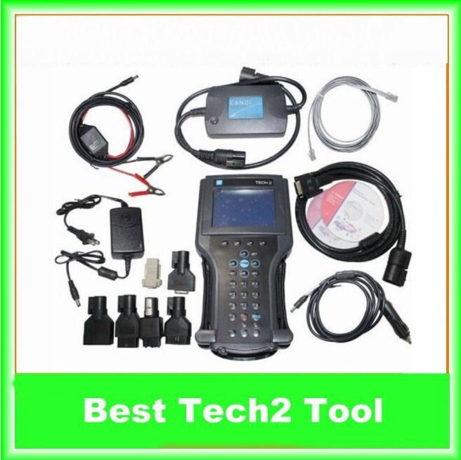 Diagnostic auto scanner tech 2 scan tool tech2 Module tech 2 saab TECH II for G-M/OPEL/SAAB/SUZUKI(China (Mainland))