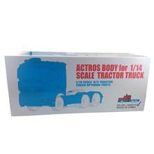 [HERCULES HOBBY] TAMIYA 1 14 Scale Tractor Truck Actros Body 2 axle(China (Mainland))