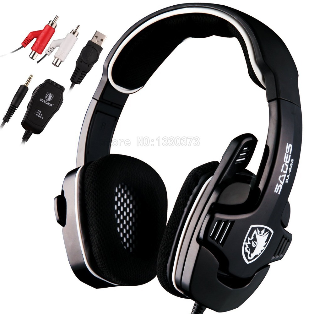 Fiber Optical Wireless 2 4ghz Stereo Gaming Heets Over Ear Headphones For Ps3