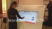 46 Inch IR Touch Frame Panel, 16:9 fromat for interactive table, Gas station, Indoor/ our door kiosks, ATM(China (Mainland))