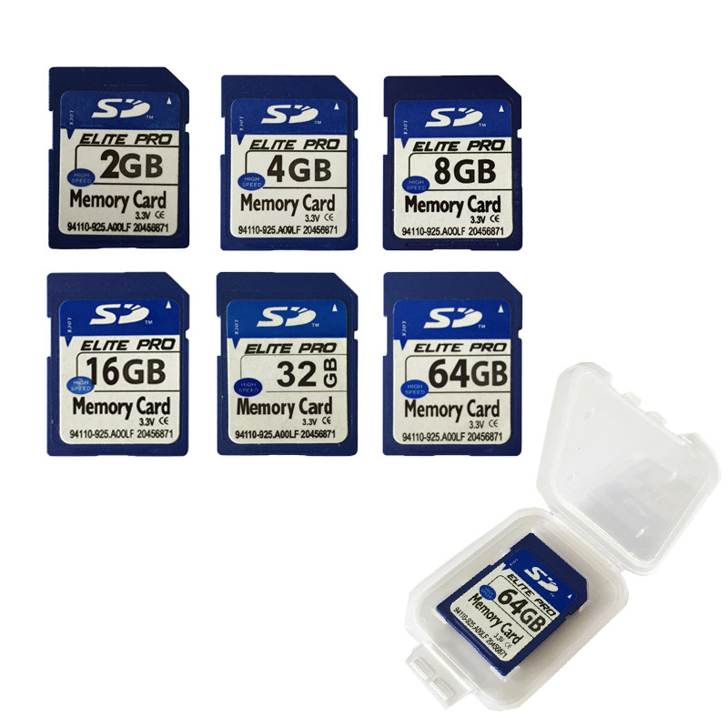 Free Shipping Real Capacity SD Card 128mb 2gb 4gb 8gb 16gb 32gb 64gb Memory Card Class 10 Flash Card with Retail Box<br><br>Aliexpress