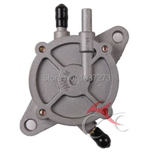 VACUUM FUEL PUMP VALVE SWITCH PETCOCK SCOOTER MOPED ATV GOKART GY6 125cc 150cc