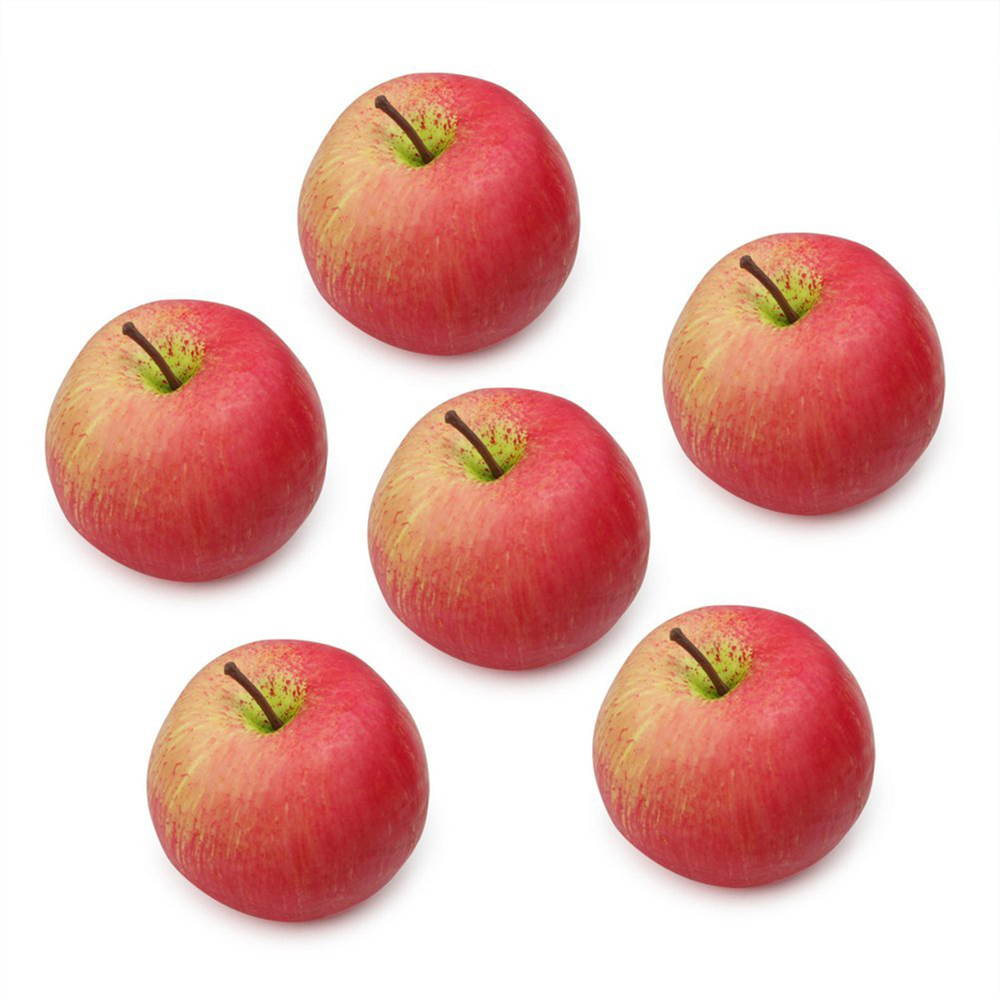 Popular artificial apple tree buy cheap artificial apple for Artificial pears decoration