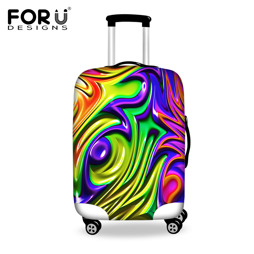 Perfectly Durable Travel Luggage Protective Cover Stretch Elastic Anti-dust Suitcase Covers Apply to 18-30 Inch Trolley Cases(China (Mainland))