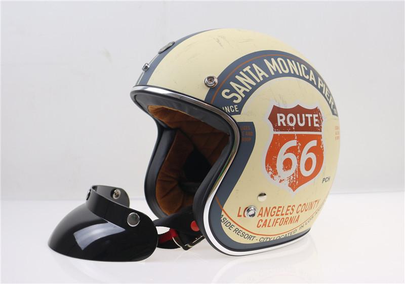Купить Классический Ретро Мотоцикл Шлем TORC струи стиле шлем мотоцикла Для Harley Chopper bikes стиль шлем