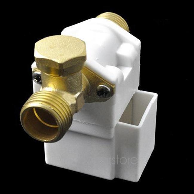 Электромагнитный клапан N/C 12V