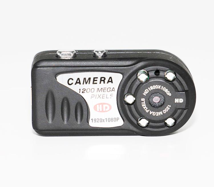 Infrared night vision camera shoot 720*480P HD mini camcorder car camera spy hidden Small DV action camera free shipping(China (Mainland))
