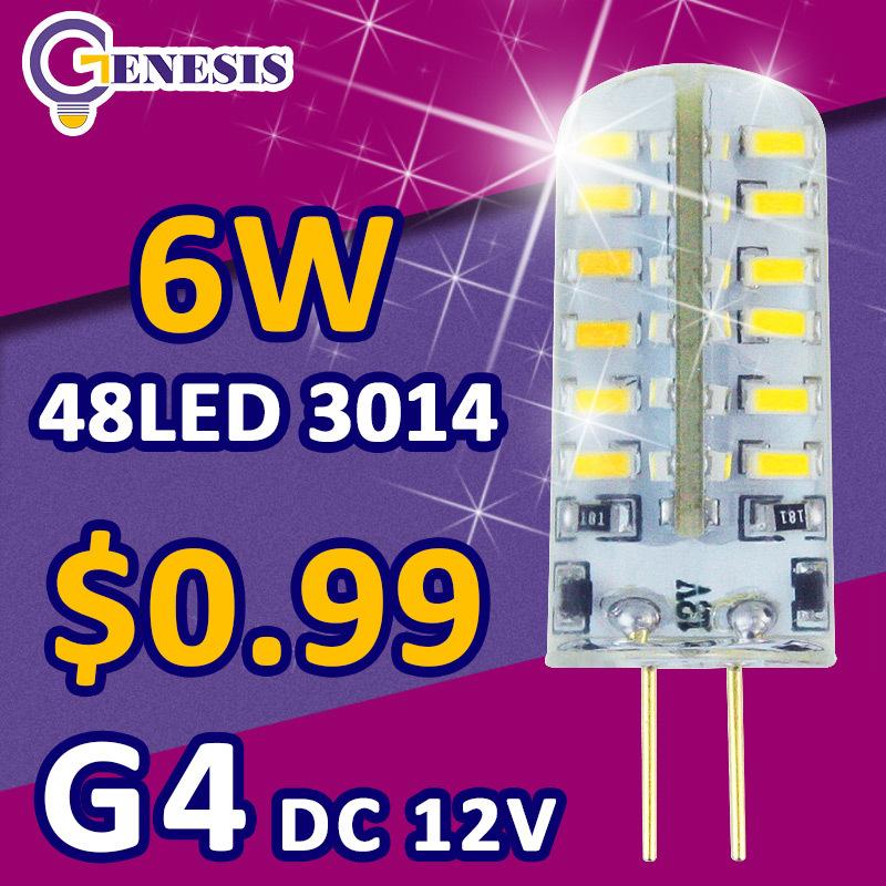 new G4 led Lamp 12V AC 220V High Power SMD3014 3W 5W 6W 7w 220v Replace 20w 30W 40W 70W halogen lamp 360 Beam Angle LED Bulb(China (Mainland))