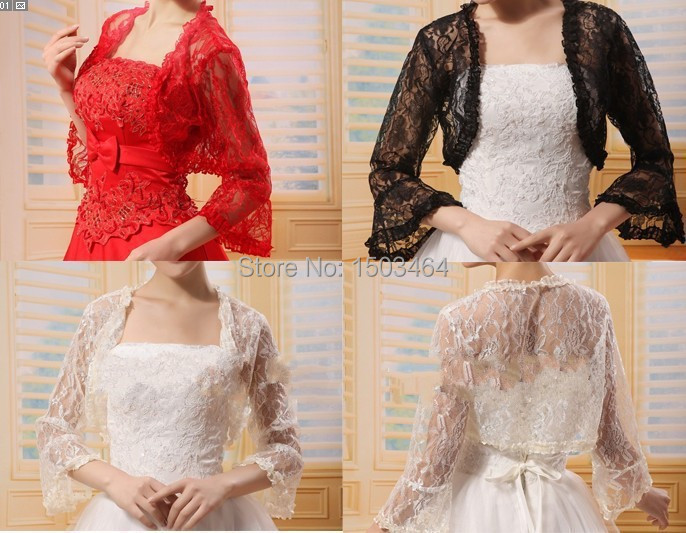 Wedding Gown Bolero Shrug 93