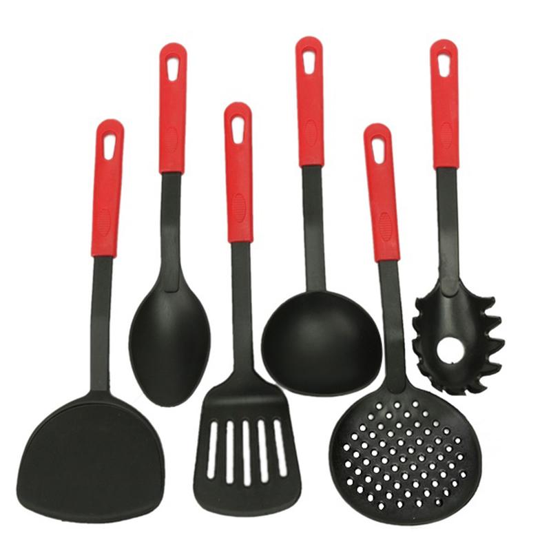Utensilios de cocina negro   compra lotes baratos de utensilios de ...