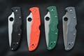 2017 spyderco c10 high end Knife VG 10 blade Tactical Hunting Knife G10 Handle Outdoor Tools