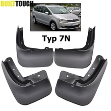 Buy Mud Flaps VW Sharan 2011-Up Seat Alhambra 7N Mudflaps Splash Guards Front Rear Mud Flap Mudguards 2012 2013 2014 2015 2016 for $43.19 in AliExpress store