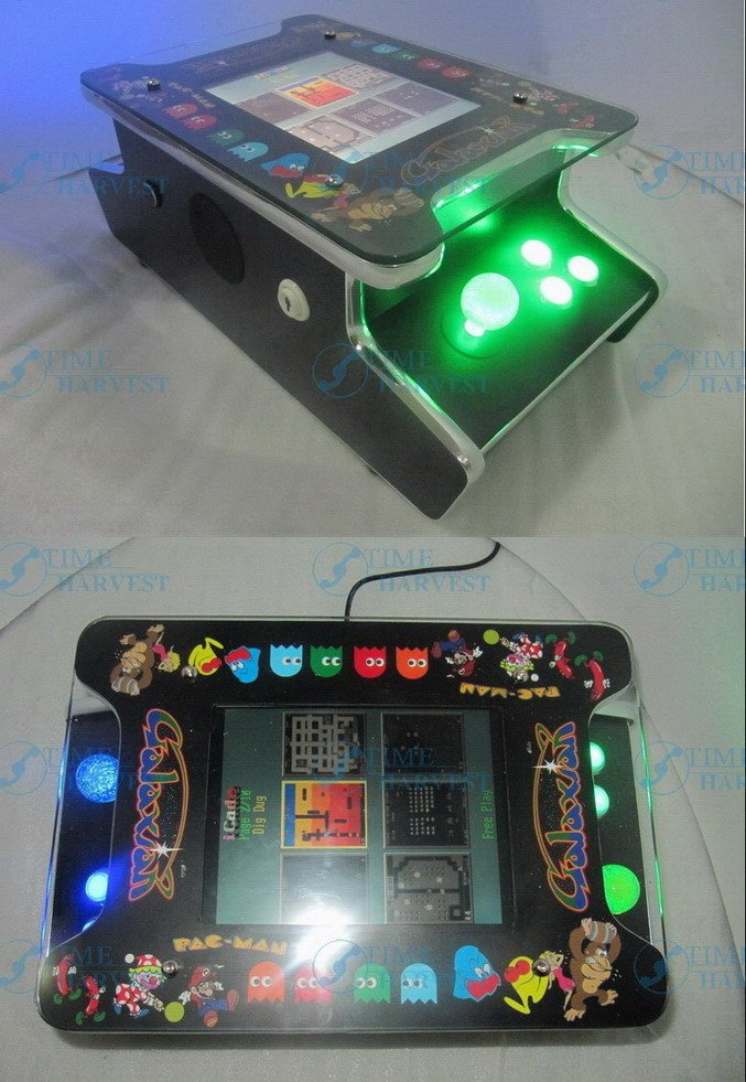 Buy 10 4 inch lcd mini table cocktail for 10 in one games table