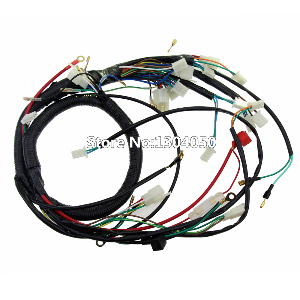 Go Kart Wiring Harness Yerf Dog Electrical Help Looms For Quad Promotion Shop Promotional Electric Start Loom 200cc Rotax Karting