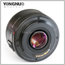 Buy YONGNUO YN 50mm F1.8 Lens Large Aperture Auto Focus Lens 50mm/f1.8 Canon EOS DSLR Cameras 5D2 5D3 650D 600D for $47.00 in AliExpress store