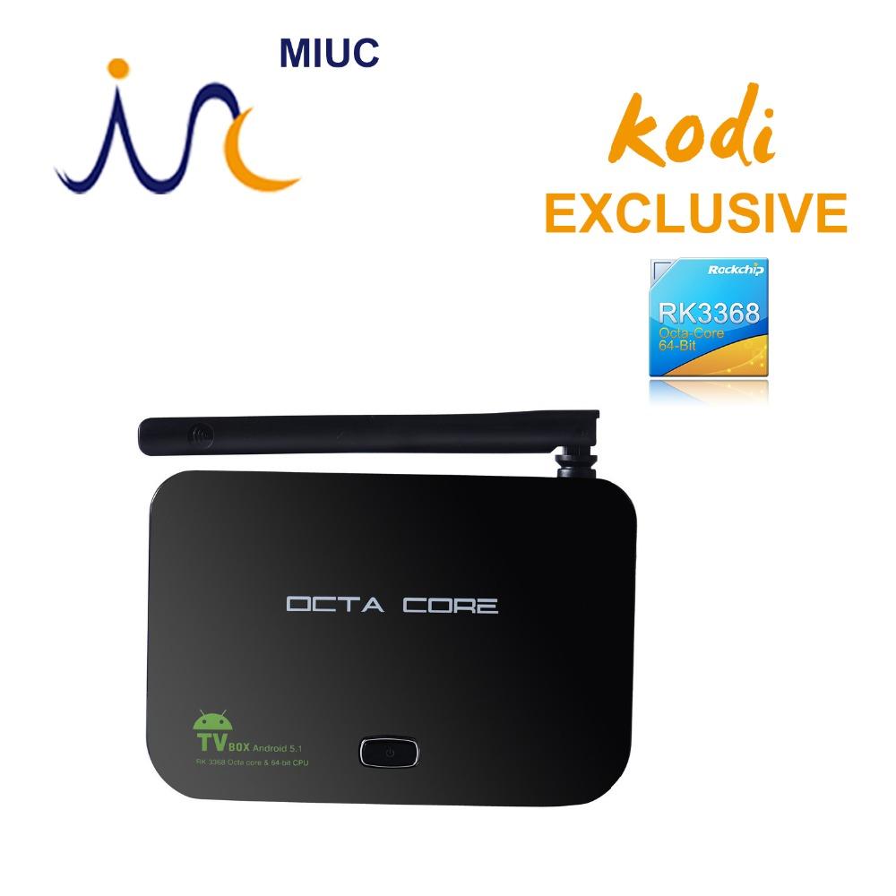 2015 New High-End Z4 Android 5.1 OS Octa Core RK3368 Smart TV Box 2GB/16GB HDIM 5G Wifi 4K KODI XBMC Fully Loaded Media palyer<br><br>Aliexpress